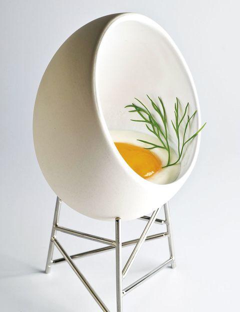 <p>Le Nid, de Christian Ghion para Alessi, cuece huevos, 40 €.</p>