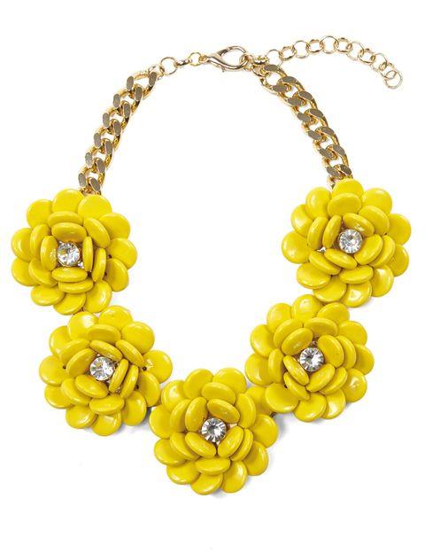 <p>Collar floral de <strong>Blugirl</strong> (390€).</p>