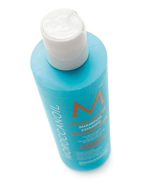 <p>'Extra Volume Shampoo' (23,50 €), champú de <strong>Moroccanoil</strong>.</p>