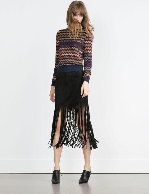 <p>Lookbook de Zara</p>