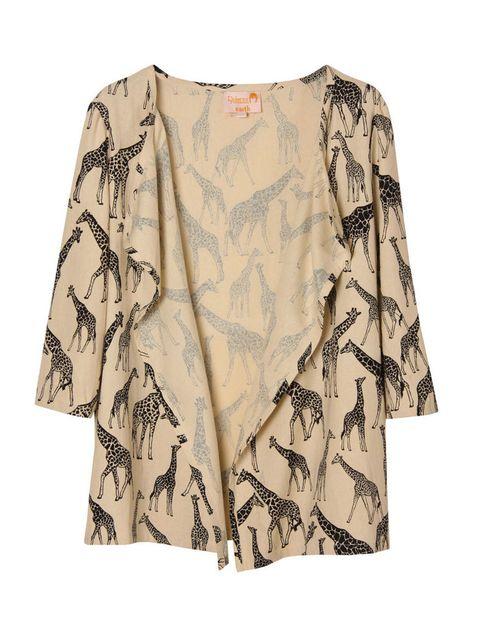 <p>Kimono muy original de<strong> Dolores Promesas.</strong></p>