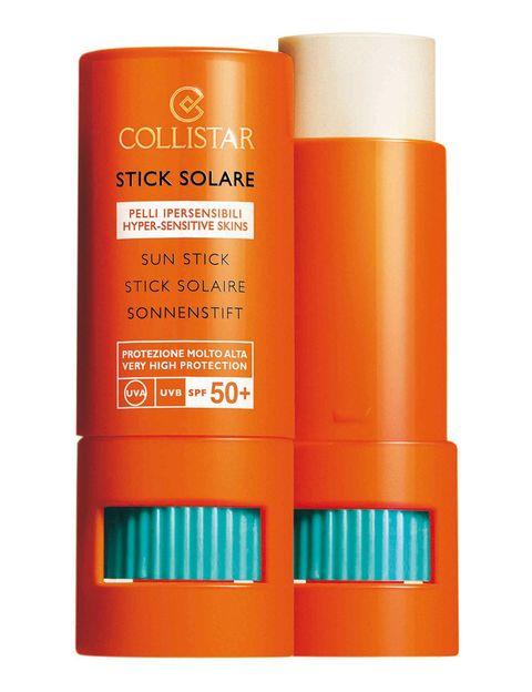 <p>'Stick Solar Máxima Protección' (22,10 €), de <strong>Collistar</strong>. Especialmente formulado para zonas sensibles.</p>