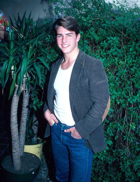 """Animado por el éxito de """"Taps"""", Cruise decidió probar suerte en el mundo de la TV e hizo una prueba en 1982 para el papel protagonista de """"Los poderes de Matthew Star"""", una serie sobre un príncipe adolescente con superpoderes… ¡y alienígena! ¿Os lo imagináis?"""