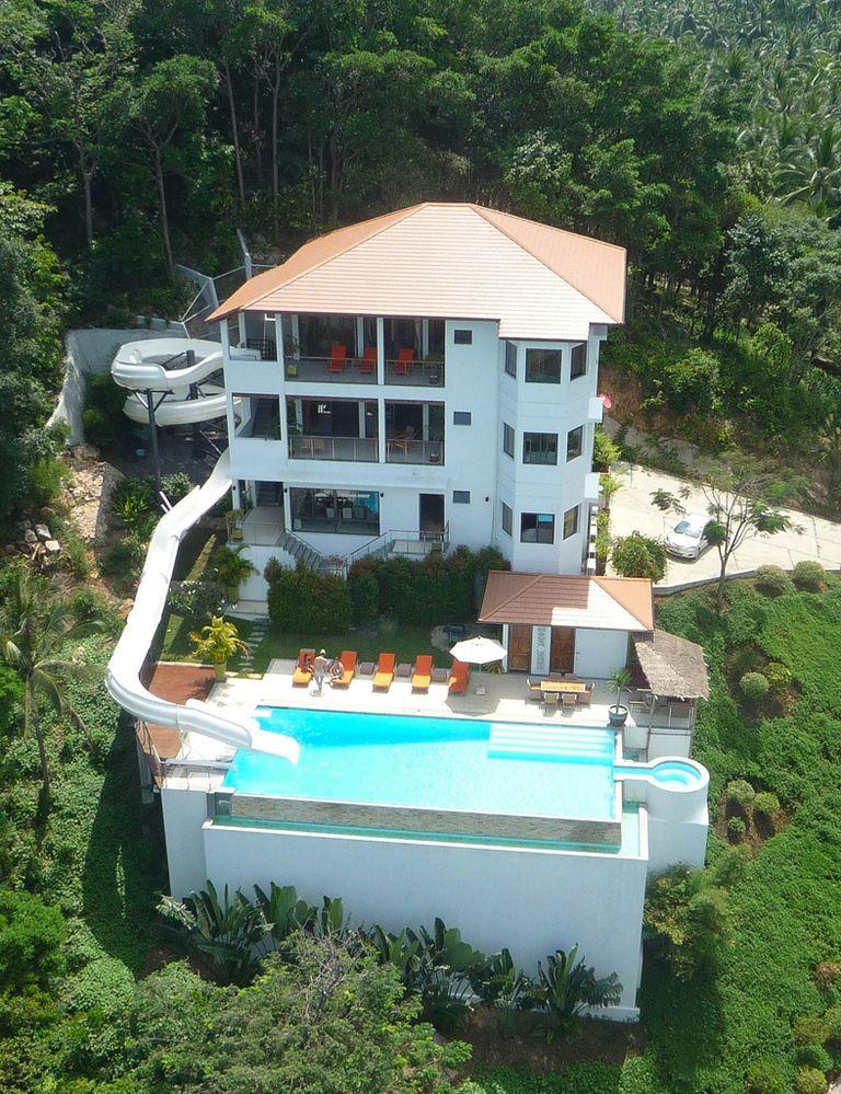 Villas de alquiler con piscinas de lujo for Vacaciones en villas con piscina