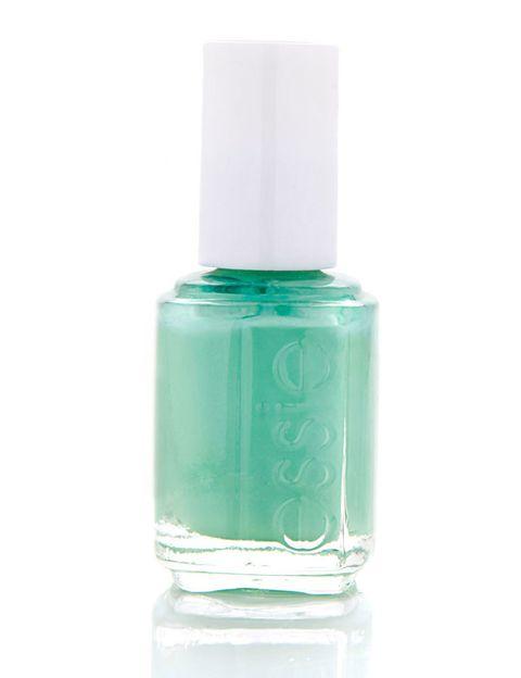 <p>'Turquoise & Caicos' (11,99 €), esmalte turquesa de <strong>Essie</strong>.</p>