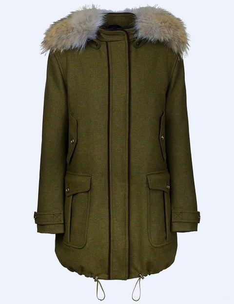 <p>El modelo de la firma italiana Fay es la mejor aliada para combatir el frío invernal, sin perder un ápice de glamour y sofisticación.</p>