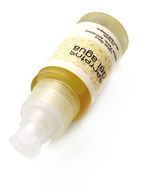 <p>'Oro líquido sérum facial antiaging' (53 €), de oro y aceites puros. De <strong>Secretos del agua</strong>.</p>