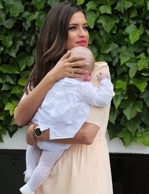 <p><strong>Sara Carbonero</strong> se convirtió en mamá por primera vez tras el nacimiento de <strong>Martín</strong> el 3 de enero de 2014.</p><p>&nbsp;</p>