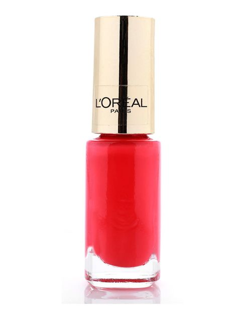 <p>'Colour Riche' (5,95 €), de <strong>L'Oréal</strong> <strong>Paris</strong>. En el tono 'Chic Pink'.</p>