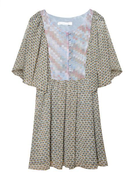 <p><strong>Favorito ELLE:</strong> The Eva Dress con mangas con vuelo y un toque hippie. Combínalo con botines.</p>