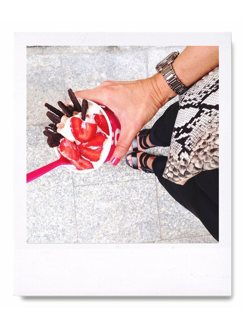 """<p>Si ellas pueden tomar helados y donuts de vez en cuando sin perder el tipazo, tú también. Y más en verano. Apúntate a una dieta equilibrada, con pequeñas recompensas.<br /><strong>En la foto <a href=""""http://instagram.com/lovelypepa"""" target=""""_blank"""">@lovelypepa</a></strong></p>"""