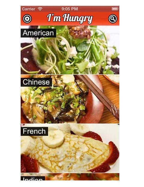 <p>Para los seguidores de la dieta vegetariana. Dispone de centenares de recetas, organizadas por países: México, China, Japón, Francia, Estados Unidos y España. Lo malo es que está en inglés y lo bueno es que es gratis, tanto para iOs como para Android.</p>