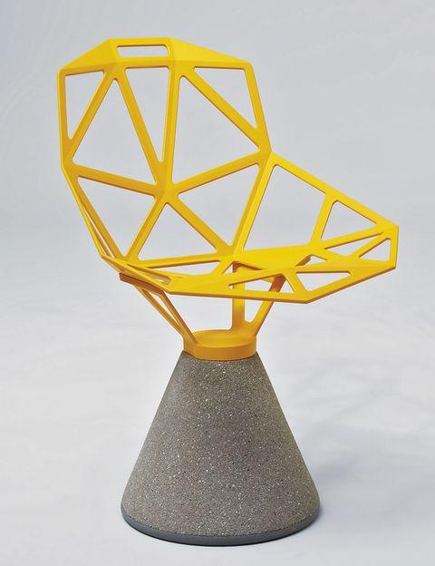 <p> Los rompedores diseños del creador <strong>Konstantin Grcic,</strong> como la Chair One con pie de cemento que diseñó para Magis, protagonizan una muestra en el <strong>Vitra Design Museum</strong> en Alemania. Para la ocasión, el diseñador alemán ha montado allí unas geniales instalaciones.<br /><i>Weil am Rhein. Hasta el 14 de septiembre.</i> </p>