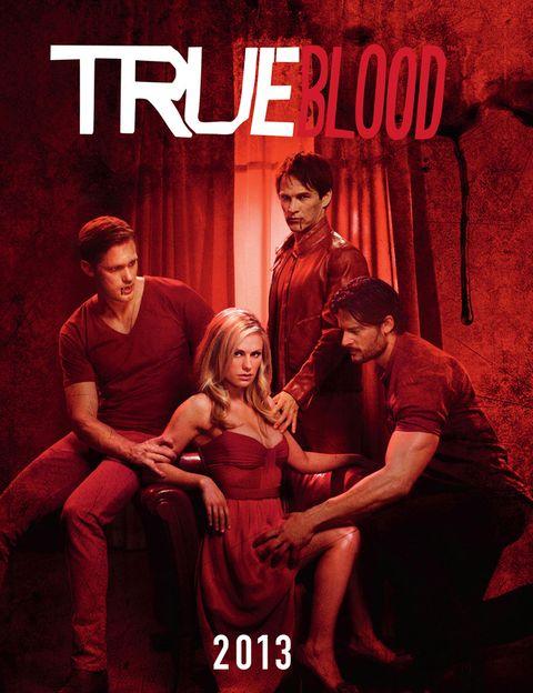 """<p>La serie creada por Allan Ball, basada en la saga de libros<i>""""The Southern Vampire Mysteries""""</i>, de Charleine Harris, es siempre<strong>una de las más votadas en las listas de las más hot. Con siete temporadas</strong>a sus espaldas, """"True Blood"""" se despide, dejando con ganas de más a miles de devotos seguidores en todo el mundo. Durante este tiempo,<strong>Anna Paquin, Stephen Moller (enamorados desde la primera temporada)</strong>y Alexander Skarsgård se han encargado de elevar la temperatura de los televisores y los televidentes. Vampiros, licántrops y otras criaturas fantásticas cargadas de libido<strong>muestran el sexo sin pudor en cada capítulo</strong>. Si a tu pareja y a ti os gusta la temática vampírica, esta es vuestra serie.</p>"""