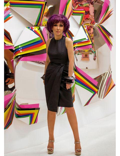 <p>Con 25 ejemplos de influyentes mujeres, -aquí, la galerista Pearl Lam-, 'Women Fashion Power', en el Design Museum, explora de qué forma ellas usan la moda como expresióny lenguaje visual. Londres. Hasta 26 abril.</p>