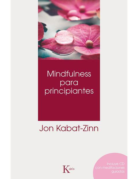 """<p>Si quieres iniciarte en la práctica de la meditación consciente, nada mejor que hacerlo de manos de Jon Kabat-Zinn, el creador del 'mindfulness'. En este texto, el profesor estadounidense describe en qué consiste la atención plena y cómo se puede aplicar la meditación para disminuir el estrés y mejorar el bienestar. La frase con la que comienza todo describe esta práctica: """"Prestar atención de manera intencional al momento presente, sin juzgar"""".</p>"""
