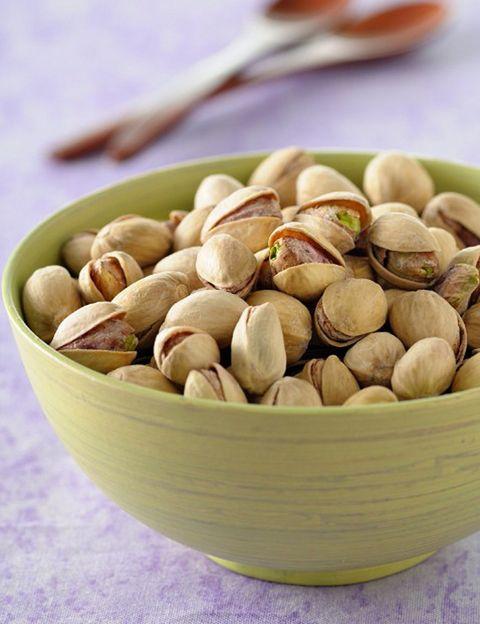 salud de la próstata de pistachos