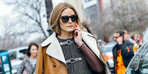 Cómo llevar el doble abrigo