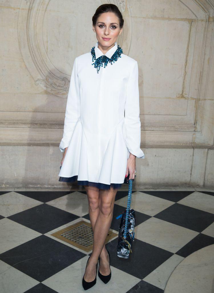 fcf4543ca Quince maneras de llevar un vestido blanco