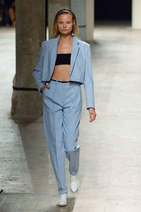 <p>Diseñador: Barbara Bui. <strong>Paris Fashion Week</strong>.</p>