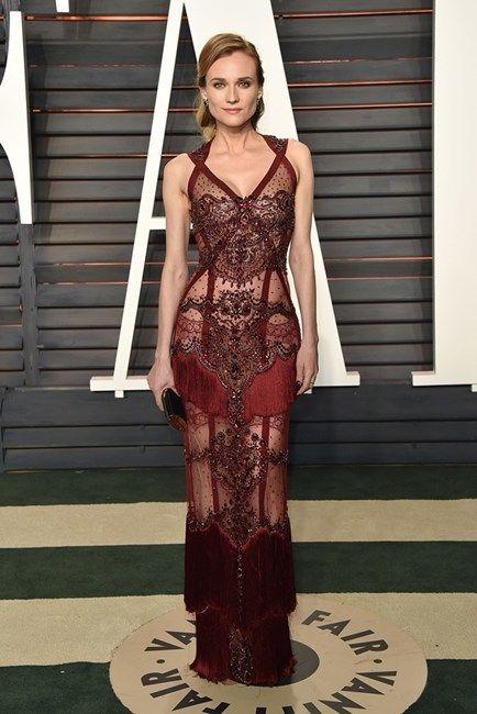 <p>Incluso <strong>Diane Kruger</strong> se atreve con esta sensual tendencia con un diseño de <strong>Reem Acra</strong>.</p>