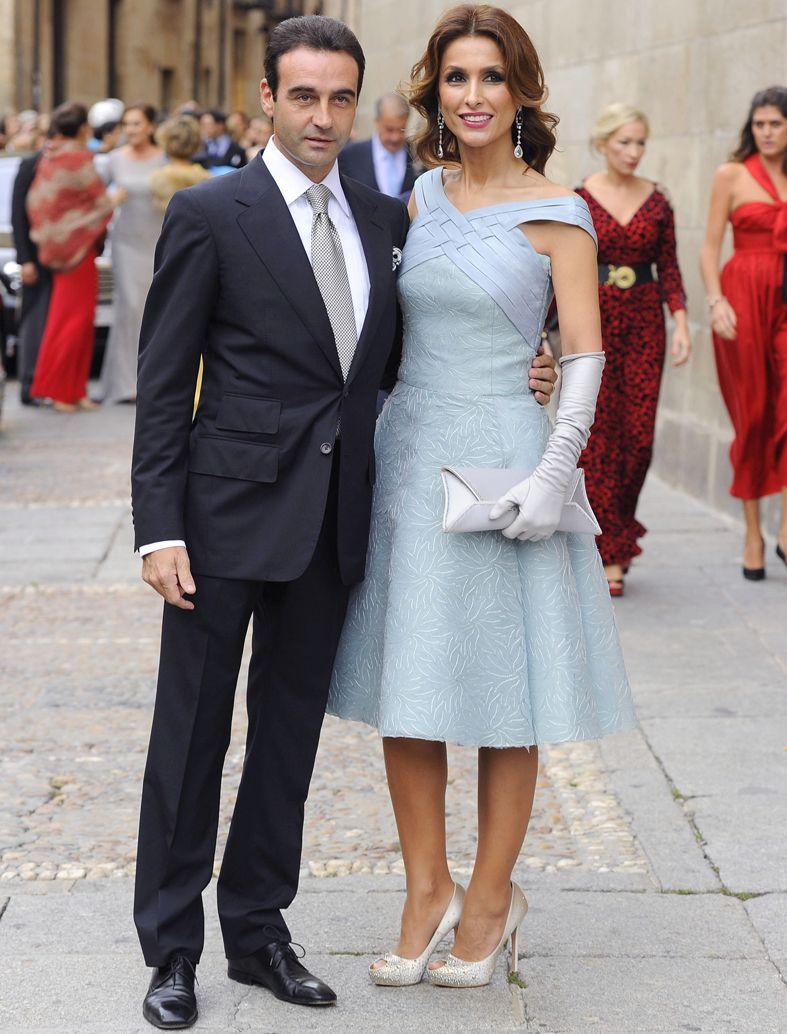 Vestidos boda de dia famosas