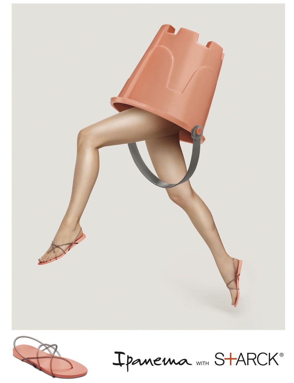 Para Sandalias Philippe Ipanema Diseña Starck clJFK1