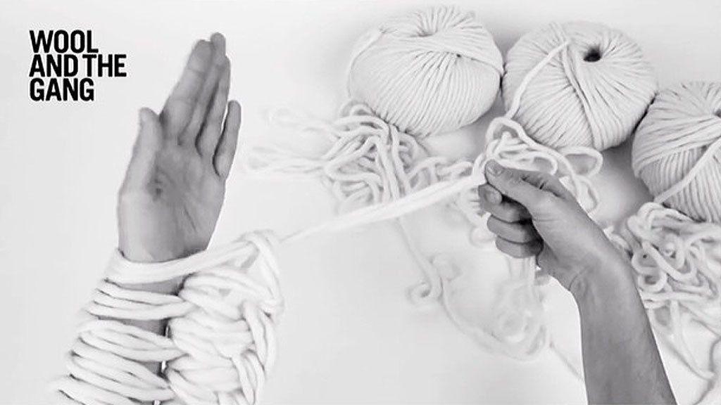 Locas por la lana