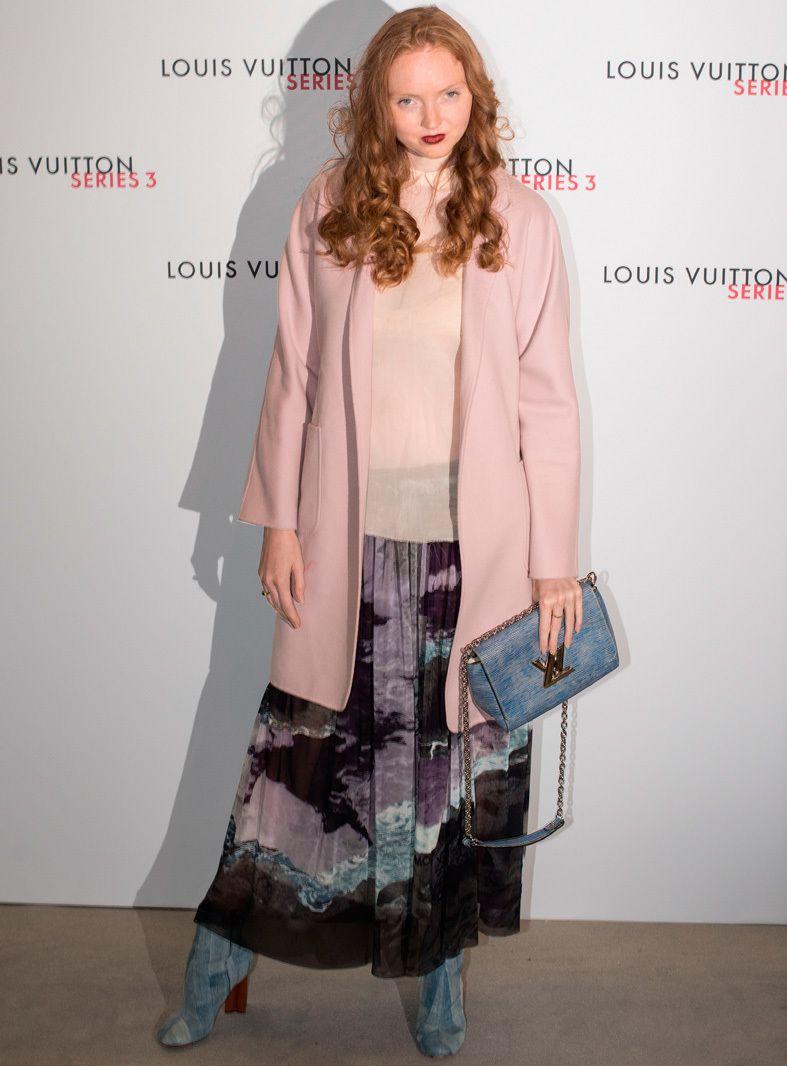 La fiesta de Louis Vuitton en Londres