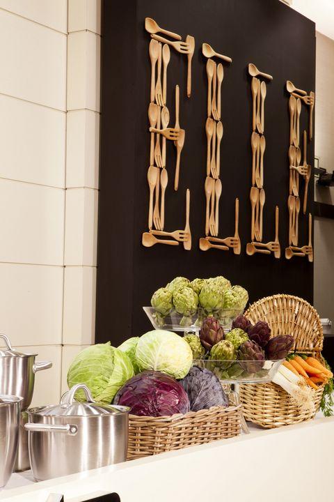 <p>Un detalle de la fabulosa y original decoración a cargo de&nbsp;<strong>Luis García</strong> <strong>Fraile</strong> y su equipo de <strong>LGF Studio</strong>, con elementos de 'atrezzo' de<strong> Ikea España.</strong></p>