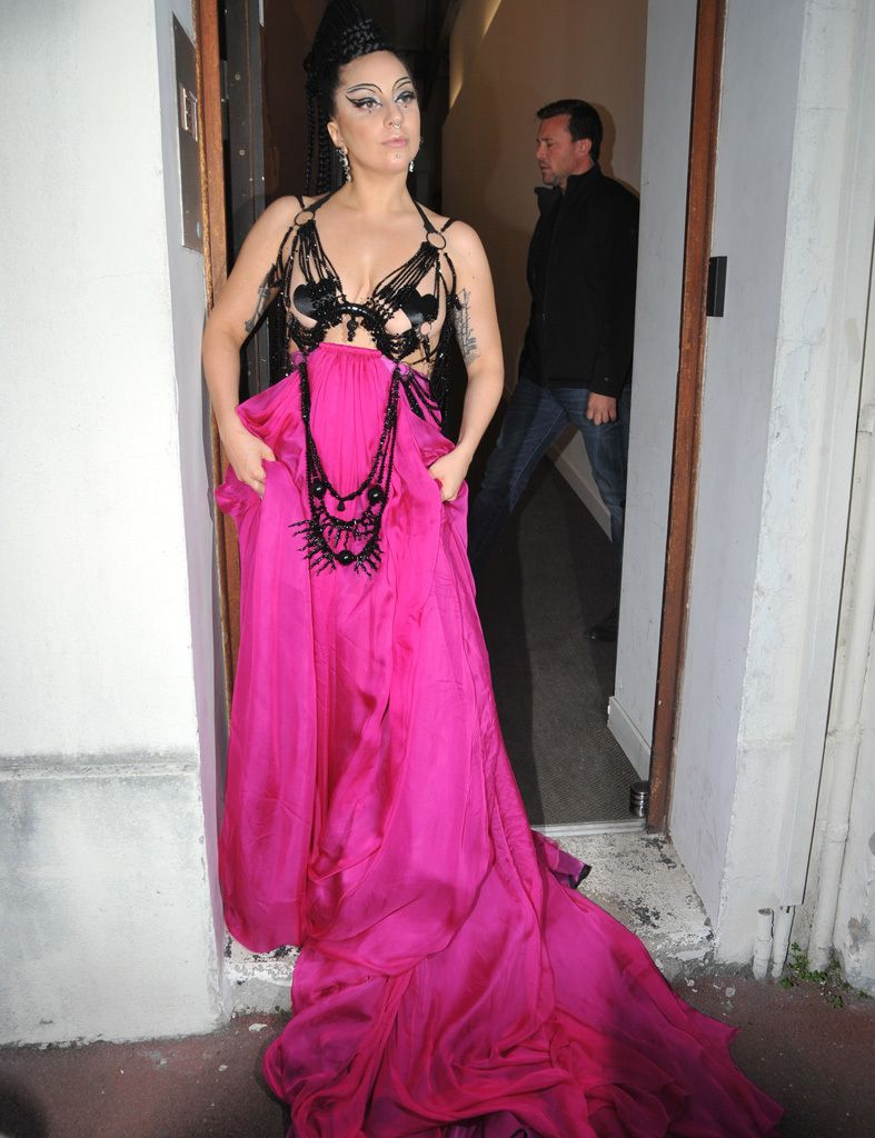 Nicole Kidman, romántica y radiante de Cavalli