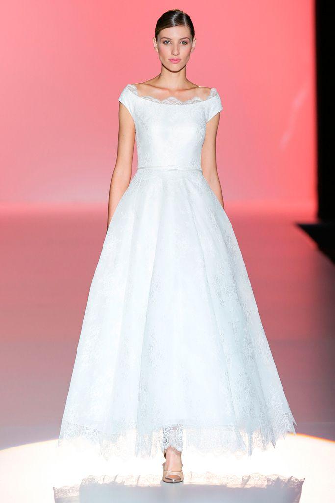 Una novia, un vestido
