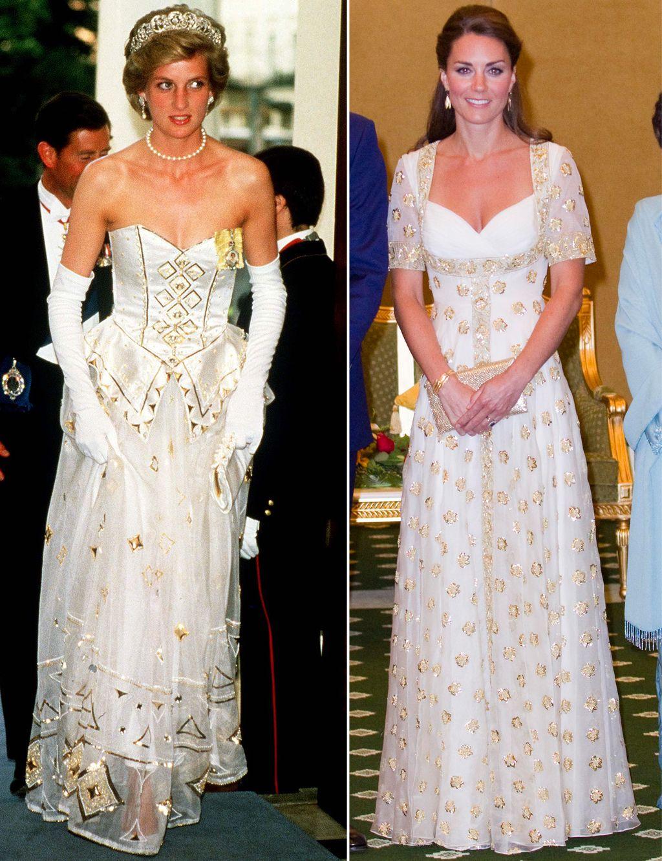 Vestidos del diario de la princesa