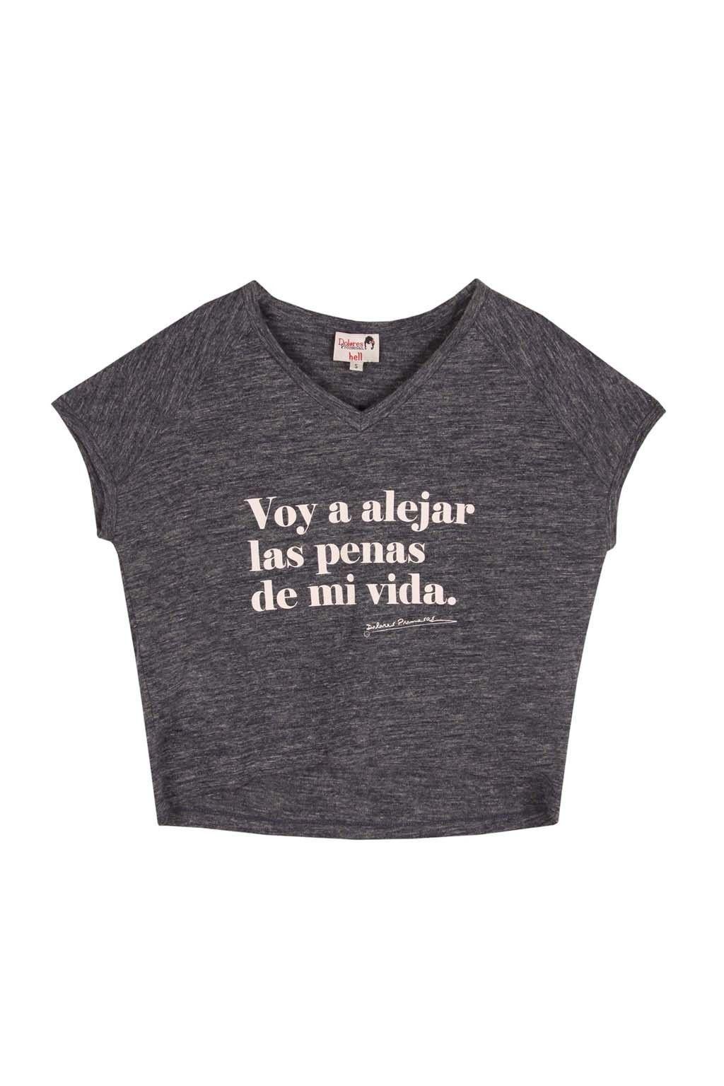 <p>Camiseta de<strong>Dolores Promesas</strong>(25 €).</p>