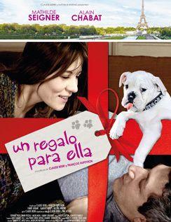 <p>Es la historia de como un curioso regalo puede cambiar una relación de pareja: un simpático cachorro de bulldog inglés. </p><p><strong>Te gustará:</strong> Si tienes pasión por el mundo animal y te gusta el cine simpático. </p><p><strong>No la veas:</strong> Si estás buscando una película que te haga pensar. Tampoco si piensas regalarle un perro a tu chico.</p>
