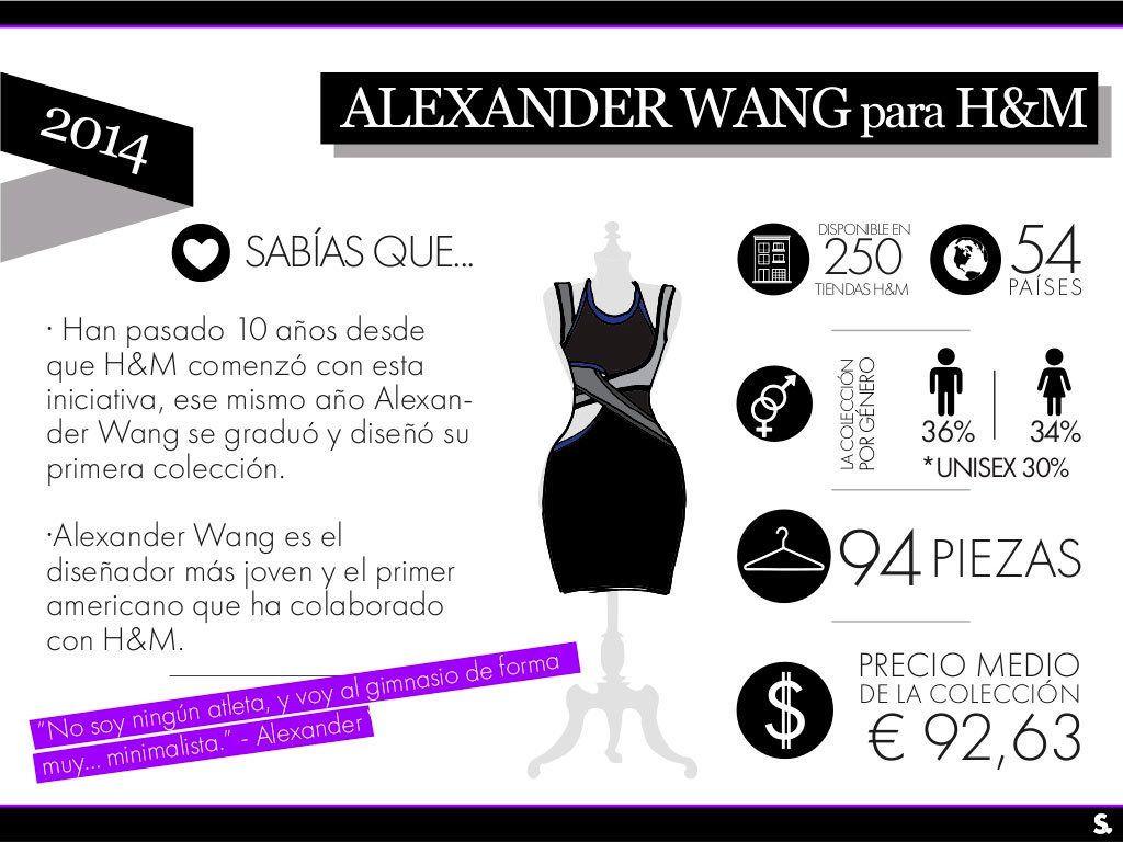<p>Los 10 años de colaborciones se cumplen con el trabajo conjunto con <strong>Alexander Wang</strong>, que cumple también una década como diseñador. ¡Bonita coincidencia!</p>