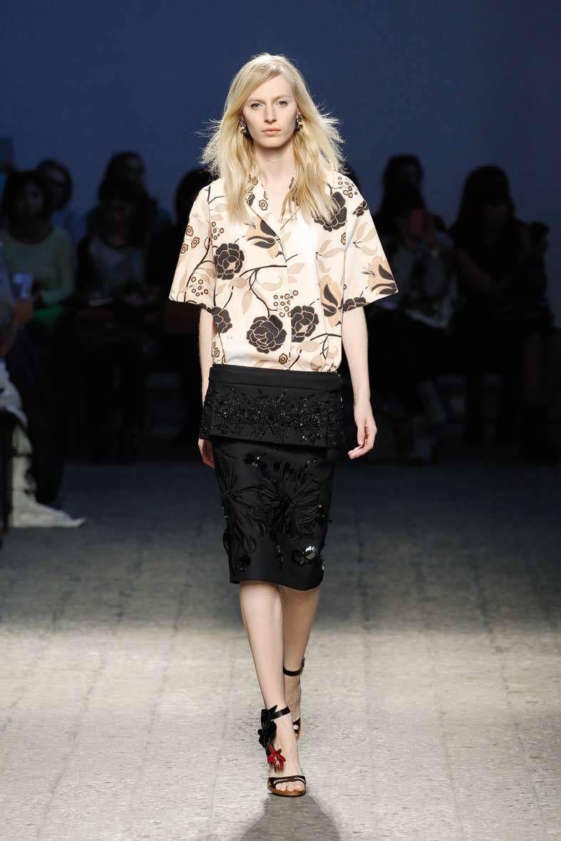 <p>Diseñador: Nº 21. <strong>Milan Fashion Week.</strong></p>