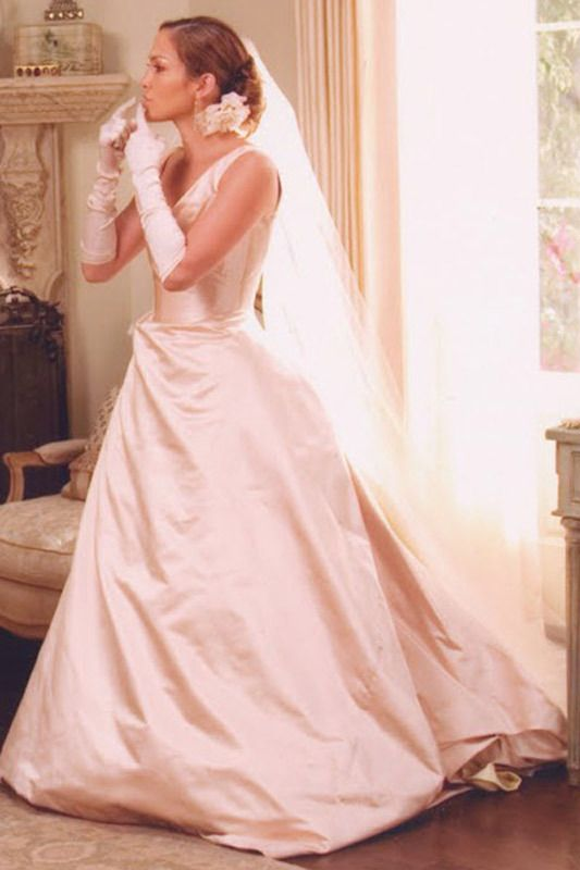 Novias de cine - Los mejores vestidos de novia