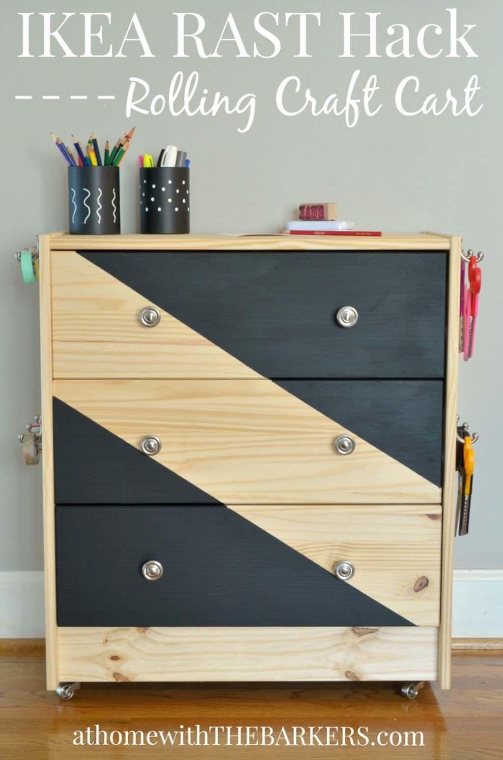 Muebles De Ikea Tuneados Elegant Ideas Para Tunear Muebles Bsicos  # Muebles Tuneados