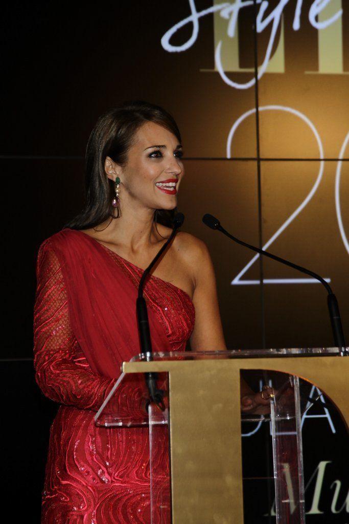 <p><strong>Paula Echevarría</strong> fue galardonada por <strong>Mujer ELLE</strong>.</p>