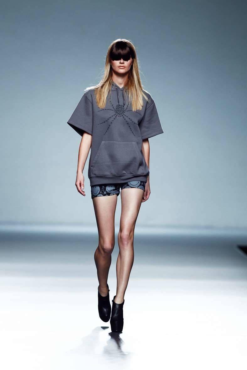 <p>Diseñador: Carlos Diez. <strong>Mercedes Benz Fashion Week Madrid.</strong></p>