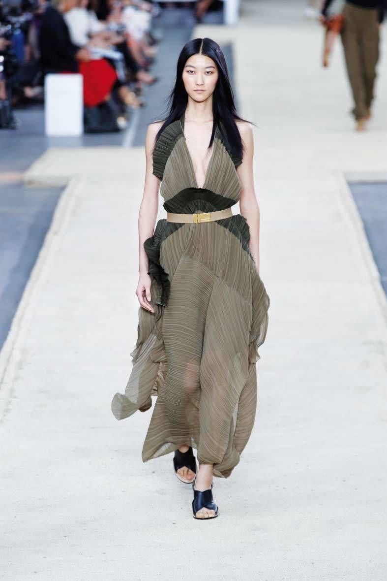 <p>Desfile: Chloé. <strong>Paris Fashion Week.</strong></p>