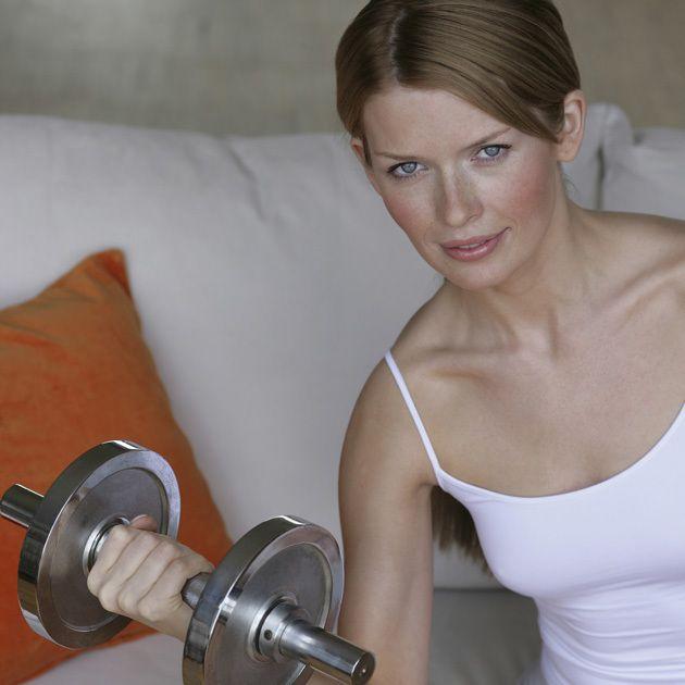 De ejercicio antes gym hacer virtual calentamiento