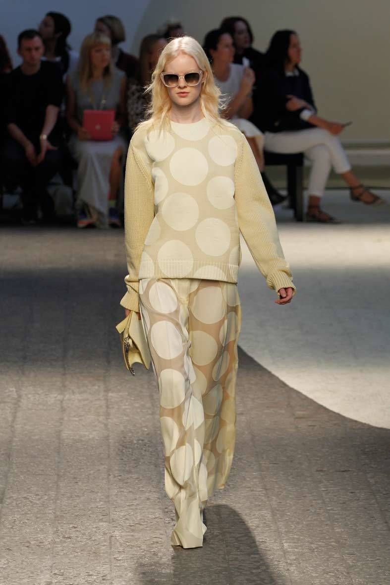 <p>Diseñador: Sportmax. <strong>Milan Fashion Week.</strong></p>