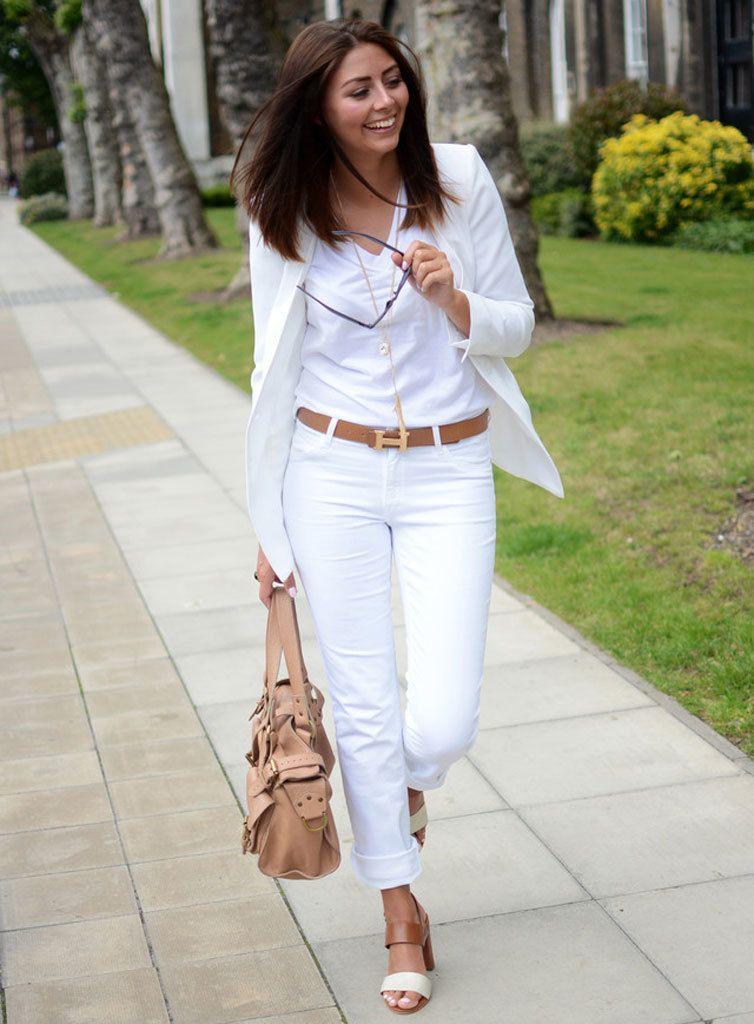 37 formas de ponerse una camiseta blanca 2cf759602870