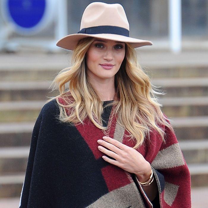 Las celebrities apuestan por el sombrero ab6bb0199ed