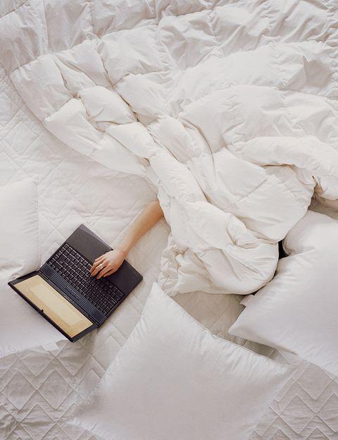 Textile, Linens, Bed sheet, Home accessories, Mattress, Wedding dress, Natural material, Bedding, Duvet, Embellishment,