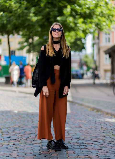 Clothing, Goggles, Sunglasses, Outerwear, Bag, Style, Street fashion, Road surface, Fashion accessory, Street,