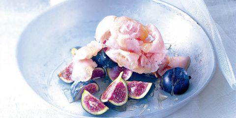 Food, Dishware, Ingredient, Tableware, Citrus, Serveware, Fruit, Cuisine, Produce, Peach,