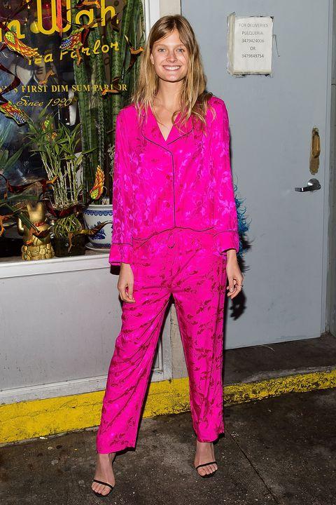 c712ca361 Las celebrities salen en pijama a la calle